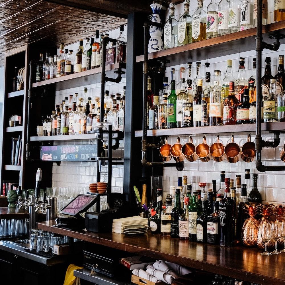 Barock Bar-background