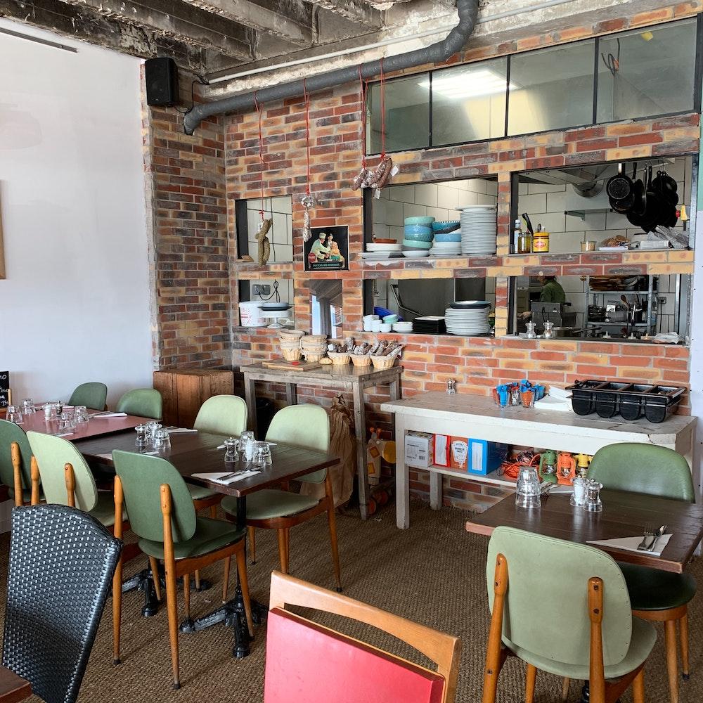 background-Café Godot