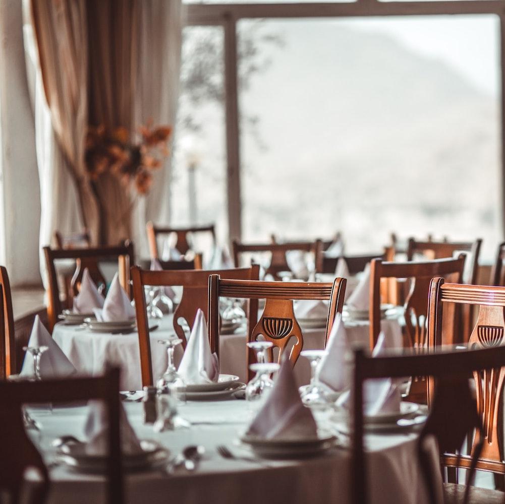 Restaurant Saloniki-background