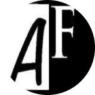 Audrey & Fred logo icon